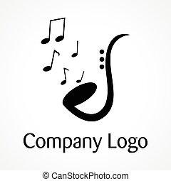 Saxophon-Logo.