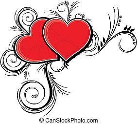 Schöne Herzen