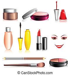 Schöne Kosmetik