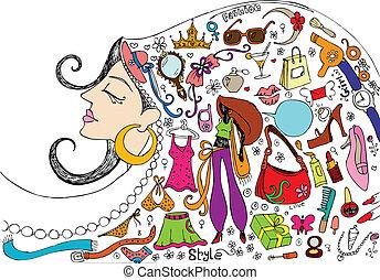 Schönheit und Modesalon