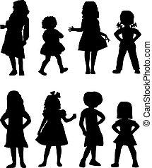 Schattenmädchen