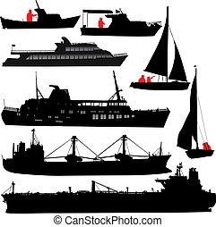 Schiffbrüchige