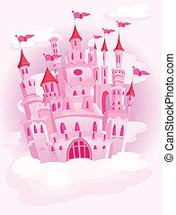 Schloss am Himmel
