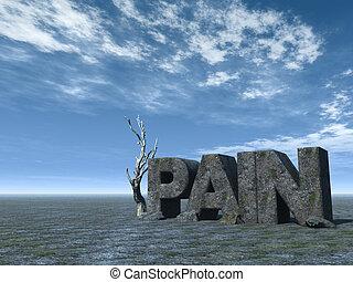 Schmerz