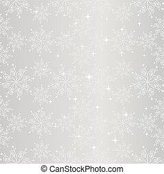 Schneeflocke nahtlos