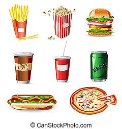 Schnelles Essen