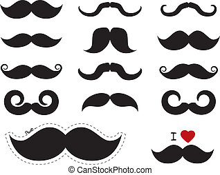 Schnurrbart / Schnurrbart-Ikonen - Movember