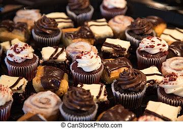 Schokoladen-Wüste