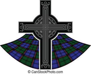 Schottisches Kreuz