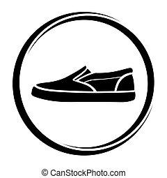 Schuhe.