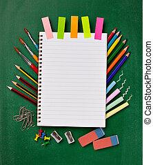 Schulbildungsartikel