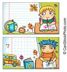 Schulkarten 1