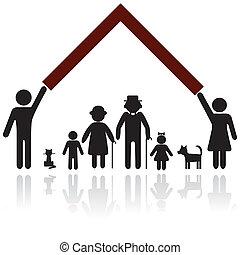 Schutzleute haben Familie getötet