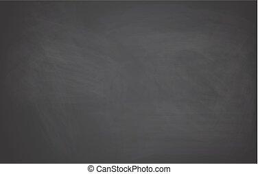 Schwarzer Kreide Hintergrund. V2