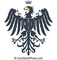 Schwarzer Seeadler
