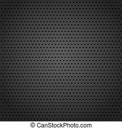 Schwarzmetall-Hintergrund deaktivieren