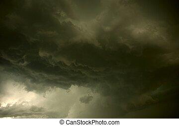Schwerer Sturm
