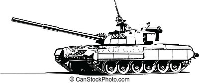 Schwerer Tank