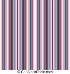 Seamless gestreiftes Muster (vektor)