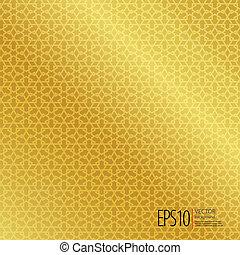 Seamless islamischer Hintergrund