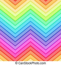 Seamless Regenbogen Hintergrund.