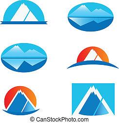 Sechs Logos