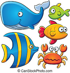 Seefischsammlung
