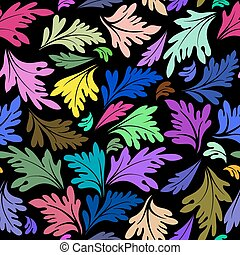 Seeloses Blumenmuster