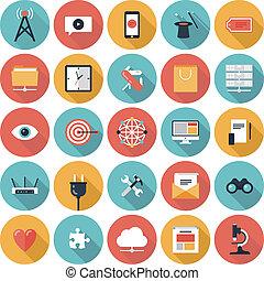 SEO und Web-Icons gesetzt