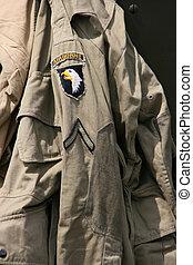 Sergeant-Uniform