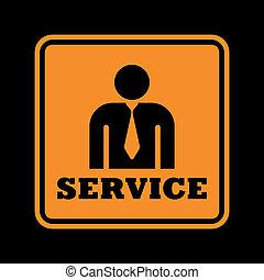 Service Icon.