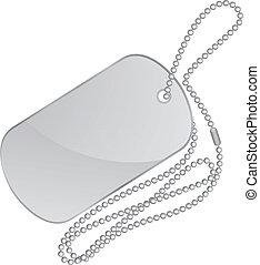 Silberne Identität