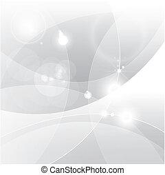 Silberner abstrakter Hintergrund