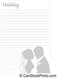 Silhouetten von liebenden Paaren.