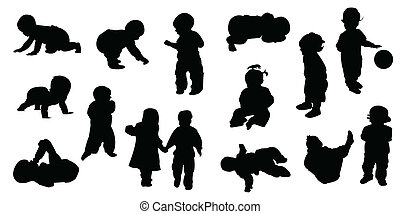 Silhouettes - Baby.