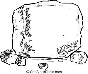 Sketchy Rock.