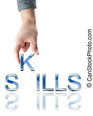 Skills-Wort