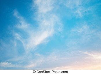 Sky Hintergrund