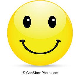 smiley, ikone