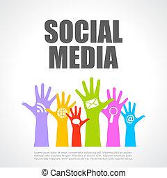 Social Media Poster.