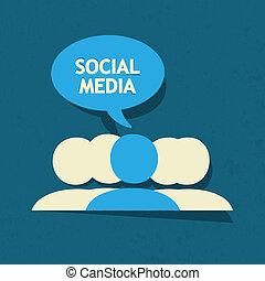 Social Media Rede Blase.