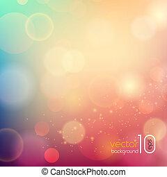 Soft colored abstrakter Hintergrund für Design.