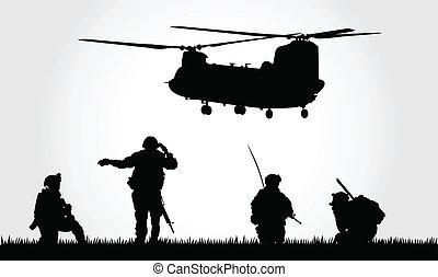 Soldaten.