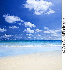 Sommerzeit am Strand