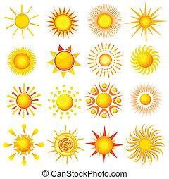 Sonne-Ikonen