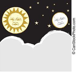 Sonne und Mond 2