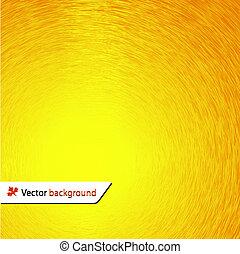 Sonnenhintergrund für dein Design. Vektor Illustration