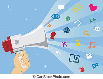 Soziale Medienkommunikation