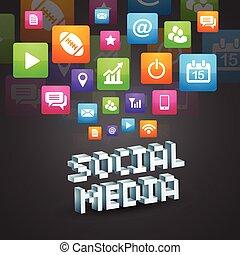 Soziales Mediendesign.