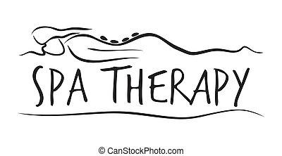 Spa-Therapie-Vorlage.